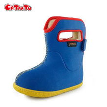 Good Quallity Winter Children Shoes Brand Baby Girls Boys Boots Soft Anti-slip Boots Kids Snow Boots CSH271(China)