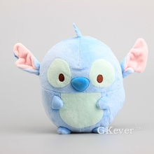 JP Anime Ufufy Stitch Plush Toy Dolls Cute Kawaii Cartoon Soft Dolls 18 cm Baby Toys