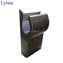 Hygiene Ultra Fast Brushless Airblade Jet Airflow Toilet Hand Dryer 0.5W standby energy saving bathroom towel hand dryer