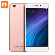 Xiaomi Redmi 4A 2GB RAM 16GB ROM Snapdragon 425 Quad Core Phone 13.0MP 5.0 Inch 1280x720 3120mAh FDD/LTE 4 G Mobile Phones