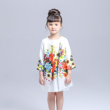Buy Autumn Spring Children Girl Clothing sets Girls Kids Sets Baby 2PCS flower Coat Jacket+dress Outfits Clothing for $21.16 in AliExpress store
