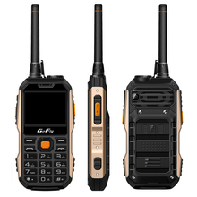 GOFLY M8800 Russian Arabic 8800mAh Dual SIM Card UHF Walkie Talkie wireless FM power bank Rugged shockproof mobile phone P295