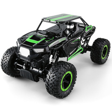 35km/h Large 1:14 4WD RC Cars Updated Version 2.4G Radio Control RC Cars Buggy 2017 High speed Off-Road Trucks Toys for Children