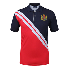 Hot Sale Men Polo Shirt Summer Casual T shirts golf training garment Sports short sleeve Breathable tops lager size XXXL