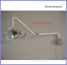 Medical operating lamp dental unit light Hanging Wall Mounted Lamp Operating Surgical Lamp for dental chair