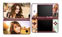 Miley Cyrus 334 Vinyl Skin Sticker Protector for Nintendo DSI XL LL for NDSI XL LL skins Stickers