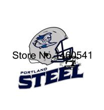 Portland Steel Helmet Flag 3ft x 5ft Polyester Arena Football League AFL Banner Flying Size No.4 144* 96cm QingQing Flag(China)