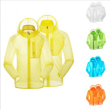 Windproof Men Women Cycling Jackets With Storage Pouch Long Sleeve Bicycle Jacket Hooded Coat Export Sports Clothing