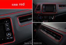 New Car Stickers Decorative Line Car-Styling  For Dodge JCUV Journey RAM GMC Caliber Dart GT Charger Challenger Nitro Durango
