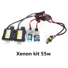 Buy 55W Xenon bulb kit H1 H3 H7 H11 9005 9006 881 HID Xenon Lamp Car HeadLight 4300k 5000K 6000k 8000k 10000k H7 xenon light for $17.90 in AliExpress store