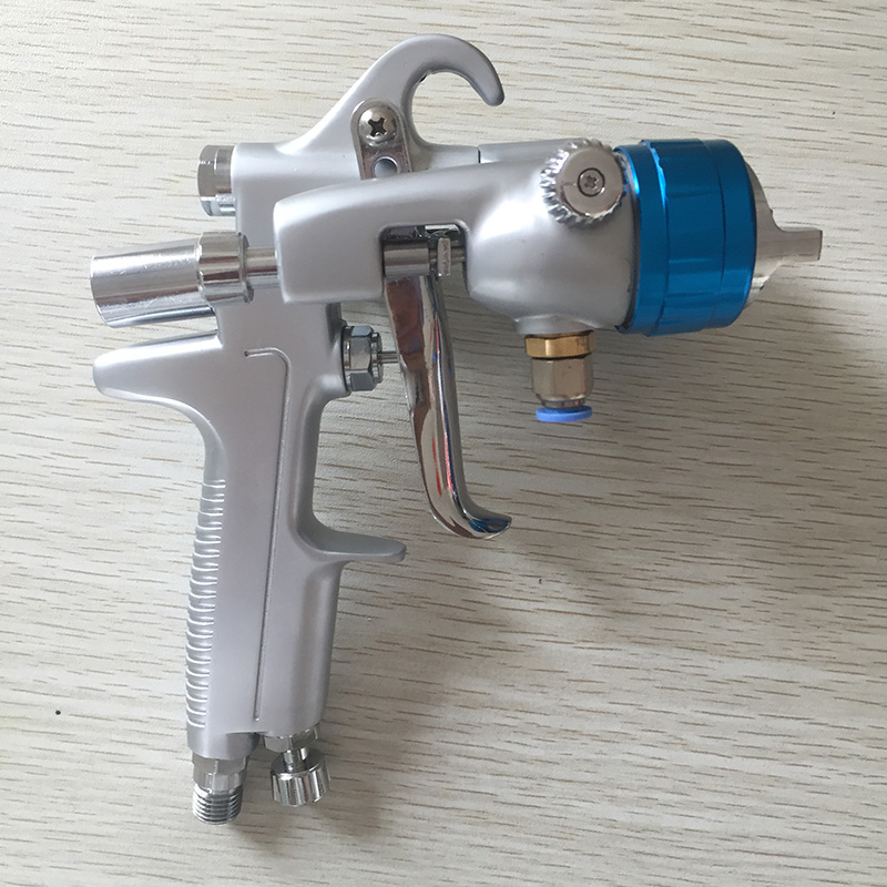 SAT1189 professional diy tool airbrush gun hvlp spray gun wall painting furniture air gun for painting chrome paint gun<br><br>Aliexpress