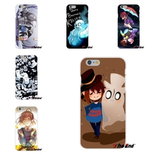 just played all of undertale Silicone TPU Soft Phone Case Cover Ultrathin For Huawei G7 G8 P7 P8 P9 Lite Honor 4C Mate 7 8 Y5II