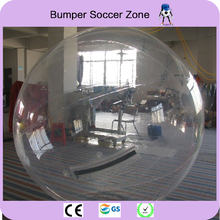 Free shipping 2m TPUInflatable Water Walking Ball Water Ball Water Balloon Zorb Ball Inflatable Human Hamster Plastic Ball