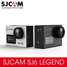 "Original SJCAM SJ6 LEGEND 4K 24fps 2.0"" Touch Screen Remote Ultra HD Notavek 96660 30M Waterproof Sports Action Camera Car DVR(China)"