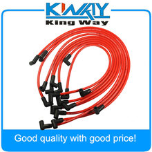 10.5 MM High Performance Spark Plug Wire Set HEI SBC BBC 350 383 454 Electronic