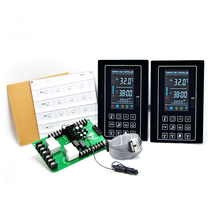 LCD Infrared Sauna Room Control Panel with Multi functions output of heat, mp3, FM, ligh