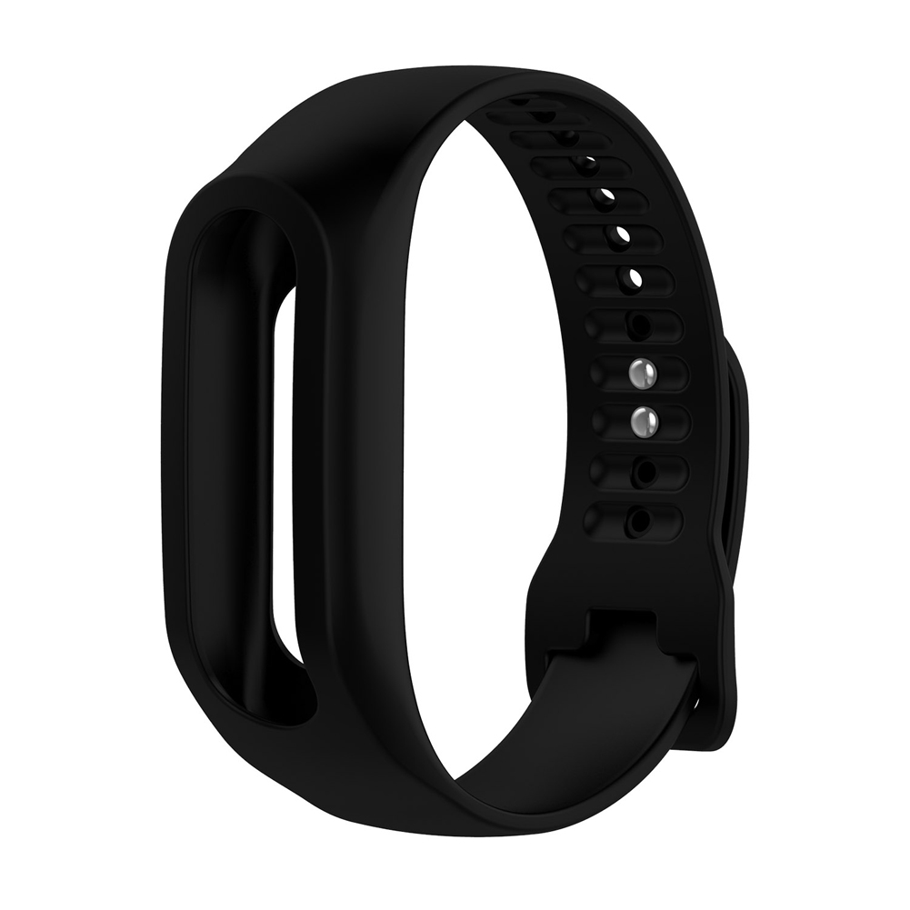 Soft Durable Colorful Strap Wristband Replacement Silicone Watchband Accessories for Tom Tom Touch Fitness Tracker Smart Watch 5