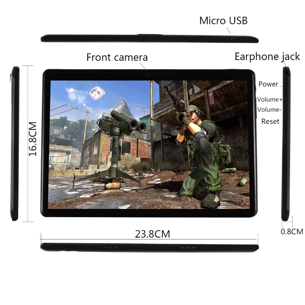 10inch phablet andorid