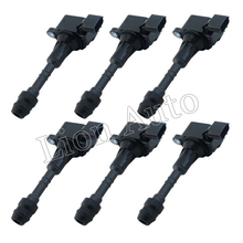 Lion Set Of 6 Ignition Coil On Plug For 03-09 Infiniti Fx35 g35 m35 Nissan 350z Ic114 C1439 22448-AL615,UF-401
