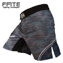 FFITE Boxing muay thai shorts trunks mma Fitness Training sanda fight Sport Fighting Pants sotf grappling mma kickboxing shorts(China)