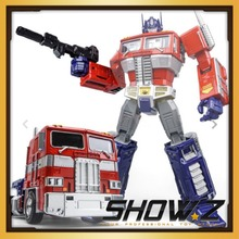 [Show.Z Store] Weijiang MPP10 Alloy & ABS Commander Masterpiece Transformation Action Figure
