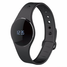 Smart Bracelet Bluetooth 4.0 IP67 Touch Control Smartband Fitness Tracker Sleep Monitor Call Reminder for Mobile Phone
