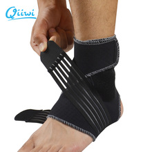 2016 New Sports Safety Ankle support Pad Protection Ankle Bandage Elastic Brace Guard Support Sports Gym Foot Wrap Protection