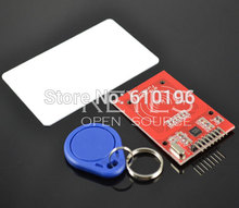 RC522 RFID Module with IC Card S50 Fudan Cards Key Chains for Arduino Provide Development Code