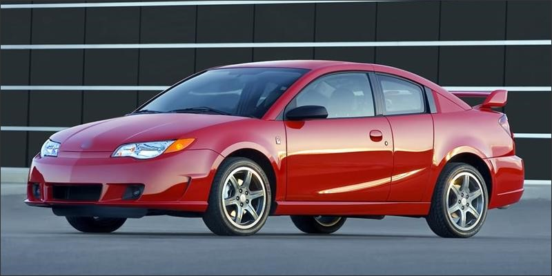 Saturn Ion 2006~2008 car