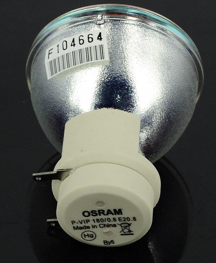 NEW Osram Original Lamp P-VIP 180/0.8 E20.8 / SP.8LG01GC01 for Optoma DS211,DX211,ES521,EX521,OPX2630,PJ666,PJ888,DY2301<br><br>Aliexpress