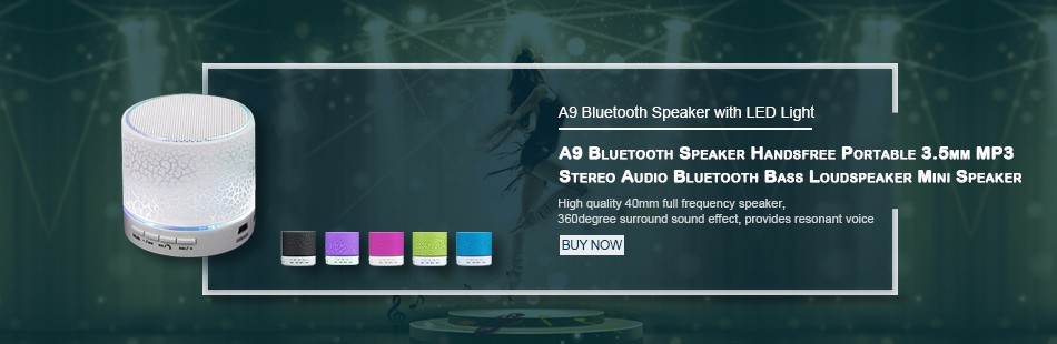 Multifunction Bluetooth Speaker with 500ml Aroma Humidifier & LED Lamp Wireless Mini Loudspeaker Home Music Amplifier with Mic