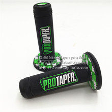 "Handle Grip Pro taper Motorcycle High Quality Protaper Dirt Pit Bike Motocross 7/8"" Handlebar Rubber Hand Grips Brake Hands"