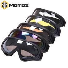 ZS MOTOS Outdoor Sport Cool Motocross ATV Dirt Bike Goggles motorcycle Off Road Racing Goggles Motor glasses Surfing Airsoft(China)