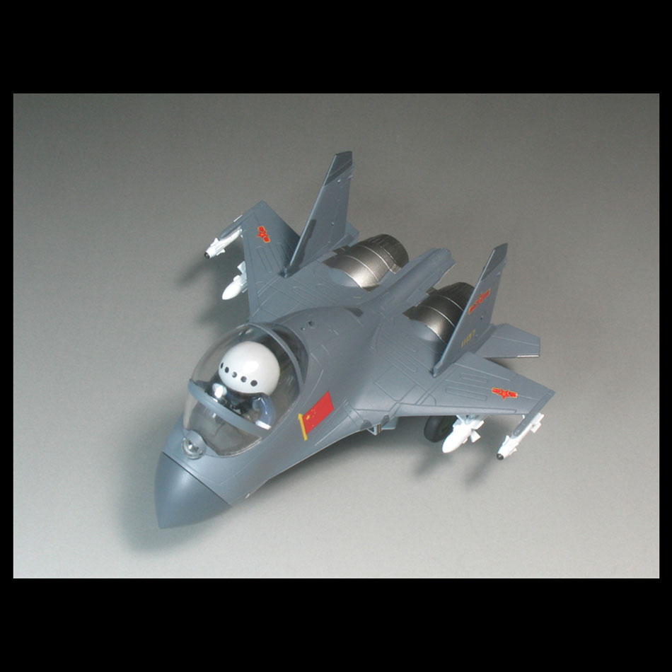 Q Versin Egg Plane Assembly Airforce Model Building Kits Aircraft Model Egg Plane Series Chinese Air Force J-11 Fighting Falcon<br><br>Aliexpress