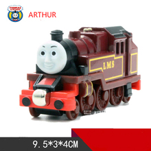 ARTHUR One Piece Diecast Metal Train Toy Thomas and Friends Megnetic Train The Tank Engine Toys For Children Kids Gifts