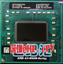 Original AMD A4-5150M A4 5150M AM5150DEC23HL 638 pin PGA Computer CPU processor for laptop notebook