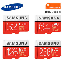 Buy SAMSUNG Microsd Card 100Mb/s Memory Card 256gb 128GB 64GB 32GB Flash TF Class10 U3/U1 Micro SD Card Phone SDHC SDXC for $5.08 in AliExpress store