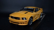 Diecast Car Model AUTOART 1:18 SALEEN Mustang S281 Supercharged (Orange) + SMALL GIFT!!!!!