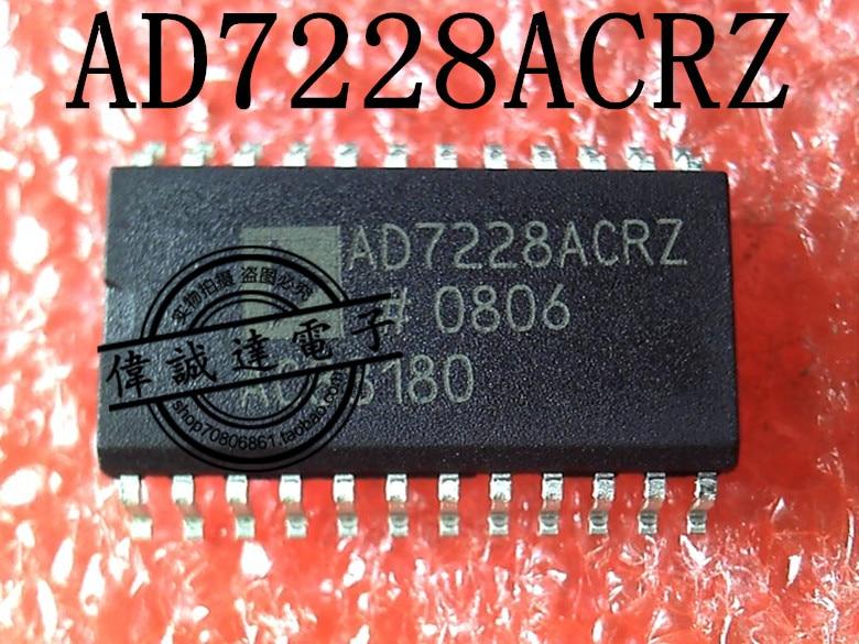 1PCS AD7228ACRZ AD7228 SOP24 NEW<br>