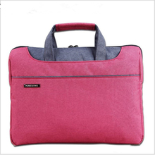 Free Shipping Slim Design Laptop Sleeve 11.1,13.3,14.1,15.6 inch Notebook Computer Bag for Men Ipad Air 2 Case Women Handbag