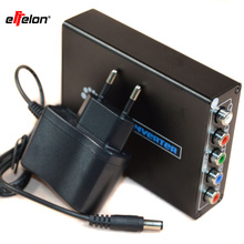Effelon HDMI to Component Video YPbPr and R/L audio signal Converter Supporting HDCP 1.2