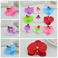Fashion Orchid Flowers Seeds DIY Bonsai Butterfly Orchid Flower Bouquet Phalaenopsis Orchid Seeds Wedding Home Decoration 20 Pcs(China)