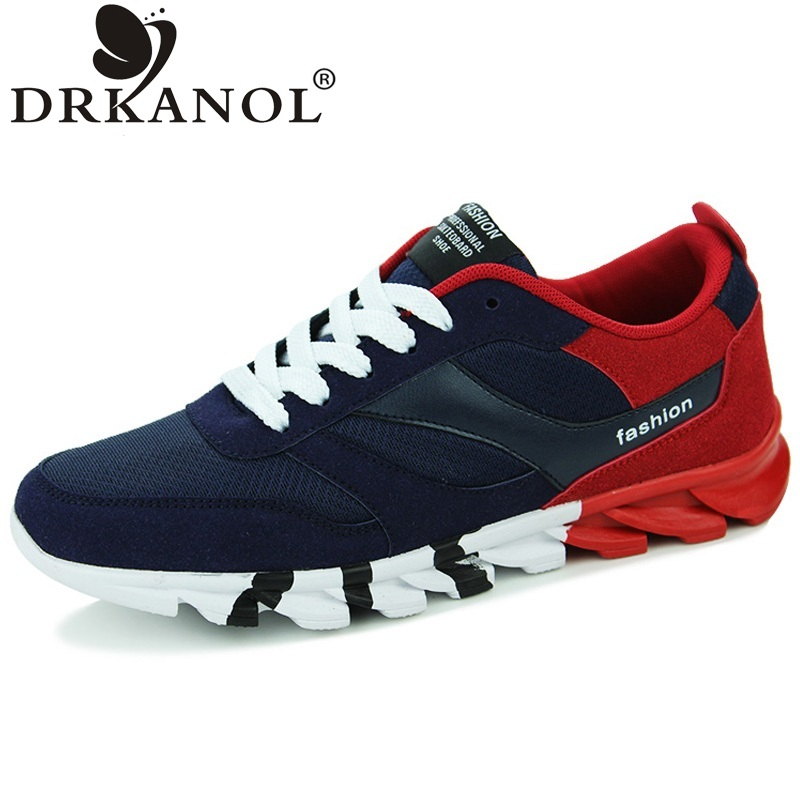 Fashion men casual shoes 2017 summer breathable air mesh walking shoes zapatillas deportivas hombre comfortable flat men shoes<br><br>Aliexpress