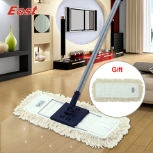 East cleaning tools long pole Mop with cotton yarn head for housekeeper cleaning home floor