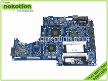 CN-01XFF3 Laptop motherboard for Dell XPS 15z L511z i7-2640M 2.8GHz 2GB NVIDIA GT525 1XFF3 Mainboard