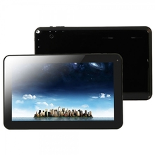 10 Inch Original HDMI Android Quad Core Tablet pc Android 4.4 1GB RAM 16G ROM  Bluetooth pc tablets With leather Cover 7 8 9