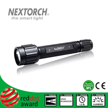 NEXTORCH Flashlight CE RoHS Standard Hard Light Shock Resistance Xenon Single File Waterproof Tactical Flashlight Torch# T9