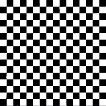 Seamless Black And White Tile Checkers photo backdrop Vinyl cloth High quality Computer print wall photo studio background(China)