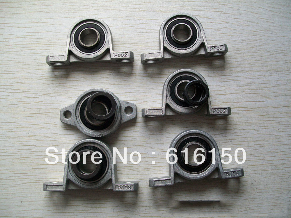 17mm bearing kirksite bearing insert bearing with housing UP003 pillow block bearing Eccentric sleeve bearings<br><br>Aliexpress