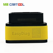 Promotion 2017 Original Launch X431 EasyDiag 2.0 OBDII Code Reader Scanner for Android ios easy diag Fast shipping